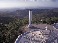 Mount Lofty Summit, Adelaide Hills, South Australia.