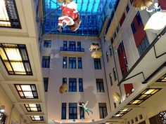 Christmas - Details in Voukourestiou str.- Athens by spicros68, via Flickr