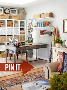 Love baskets? See how to use them in your home on Style Spotters: http://www.bhg.com/blogs/better-homes-and-gardens-style-blog/2013/06/10/pin-it-get-it-baskets/?socsrc=bhgpin061113baskets