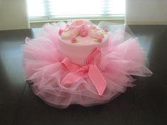 beautiful ballet cake