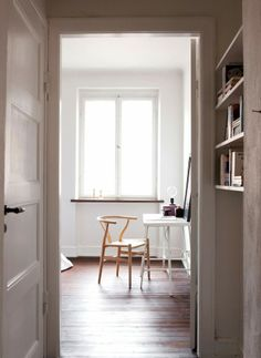 French By Design: Design Icon : The Wishbone chair