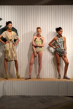 Rachel zoe spring / summer rtw – new york fashion week
