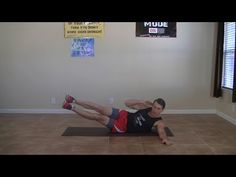 Torch your midsection with Coach Kozak and this 10 minute abs workout. HASfit's ten minute ab workouts can be done from home without any equ...