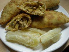 Empanadas, recetas paraguayas