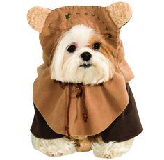 Ewok Dog Costume - Medium EntirelyPets