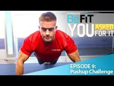 Take the Challenge! CrossFit vs. Bodybuilding Challenge 1: Pushups
