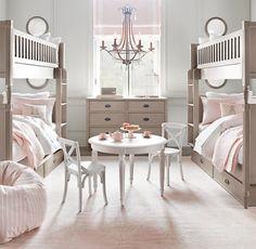 Sweet idea for girl room