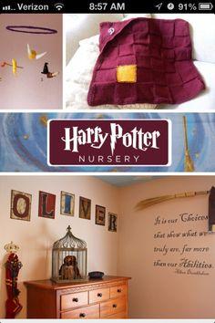Harry Potter Nursery