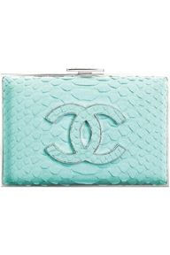 Chanel turquoise purse, Exquisite!!