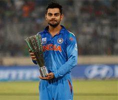 Reaching final was most pleasing: Kohli