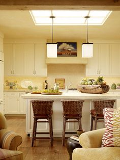 Skylight And Pendant Design Ideas, Pictures, Remodel and Decor