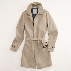 Factory Holborn trench coat