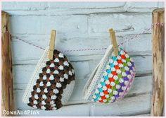 Crochet Granny Hat - Tutorial  ❥ 4U // hf
