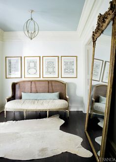 Designer Melanie Turner House - French Style Atlanta Home - Veranda