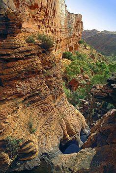 Kings Canyon - Australian Outback
