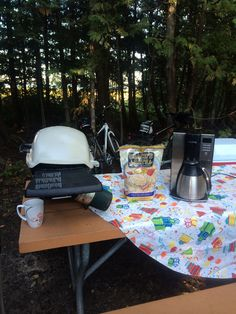 Coach's Oats fan Suzanne packed Coach's Oats oatmeal as breakfast for a week long camping trip! Thank you for bringing us with you :] #coachsoats #oatmeal