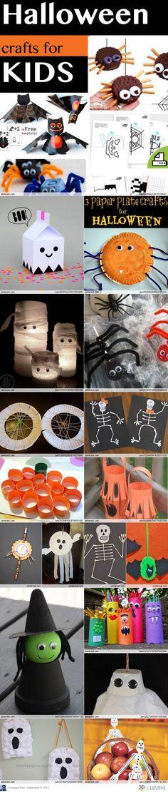 pumpkin paper craft