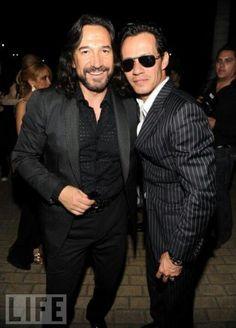 Marco antonio solis & Marc Anthony