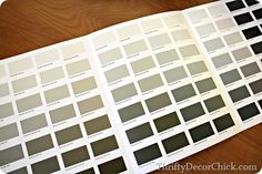 Helpful tips for picking out #paint colors