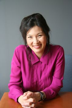 """Sheryl WuDunn, Author of """"Half the Sky: Turning Oppression into Opportunity for Women Worldwide"""""""