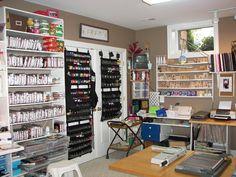 Craft rooms craft-room