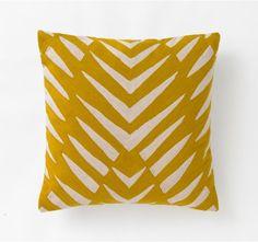 Osa Mustard Pillow