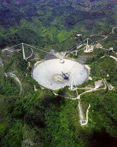 Arecibo Observatory, Puerto Rico