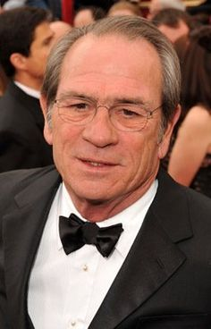 Tommy Lee Jones.....such a great actor