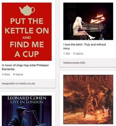 How Your Music Band Can Rock Pinterest> I think Pinterest is brilliant for music, really need to get my blog post finished on the matter