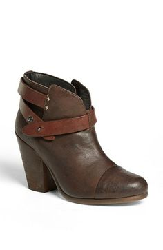 strappy booties #fallfavorites
