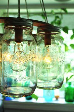 love uses for mason jars!