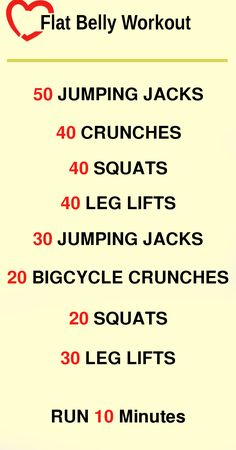 Flat Belly Workout .. weight loss .. fitness