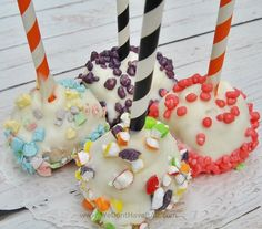 Halloween Cake Pop Party! #Treats4All #CollectiveBias #shop