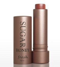 Fresh, Sugar Honey Tinted Lip Treatment SPF 15.