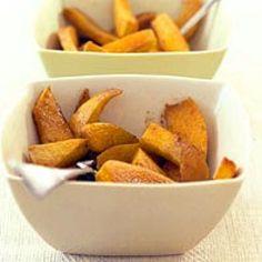 Cinnamon Baked Pumpkin Fries and 20 Healthy Pumpkin Recipes - MyNaturalFamily.com #pumpkin #recipes pumpkin recipes, family dinners, side dishes, brown sugar, french fries, pumpkin fri, bake pumpkin, pumpkin pies, cinnamon bake