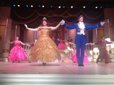 I'm thankful for the most AWESOME show at Hollywood Studios! Beauty and the Beast! A MUST see everytime I go!!!!!