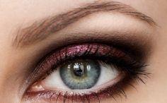 makeup collection, color, cranberri eye, dramatic eyes, beauti, green eyes, smokey eye, cranberries, makeup idea