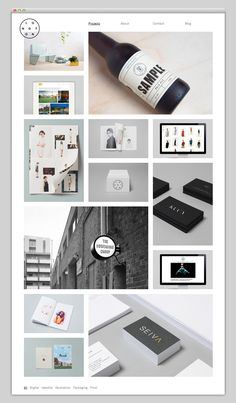 The Web Aesthetic — Showcasing The Best in Web Design #web #blog #design
