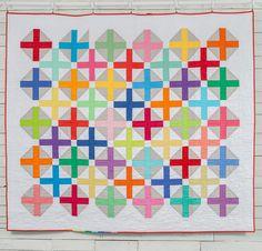 Hopscotch Quilt Kit - by Amy Smart