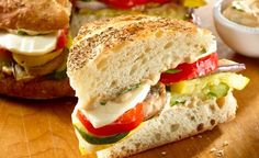 food recipes, diet, basil roast, delici sandwich, lunch recipes, healthy sandwiches, roasted vegetables, sandwich recipes, balsam basil