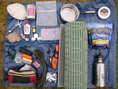 what to put in bug out bag