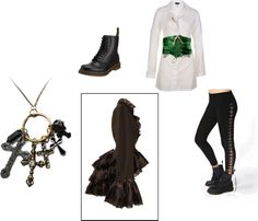 """""""Emerson Steampunk"""" by havefaith5261 on Polyvore"""