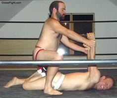 bears wrestling jockstraps gay eroto matches