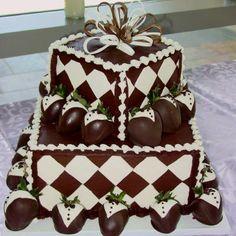 man cake, groom cake, creation cake