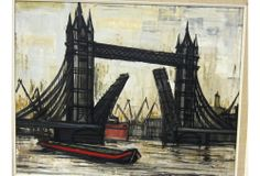 Tower Bridge in London | Art Attack | One Kings Lane