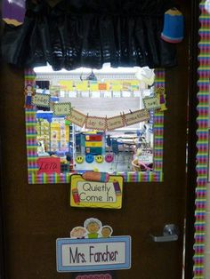 Cute ideas for a special education classroom