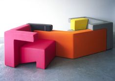 To Gather Tetris-Inspired Furniture