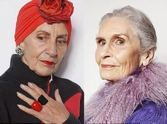 Bridget & Daphne I've  been lucky enough to hear the Fabulous  and admire their resilience and don't-give-a-damn attitude. On Botox, Sue Kreitzman commented, ' Once you start it's like the Forth Bridge, you just have to keep on going, lower and lower, and then start all over again.' And Daphne Selfe added, ' I don't want a young face on a wrinkly body. What a waste of money, I'd rather go to the theatre.'