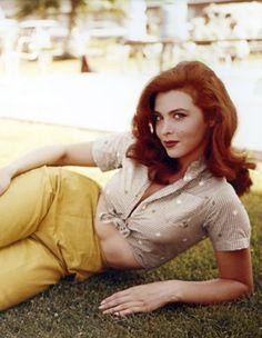 Tina Louise, 1950s