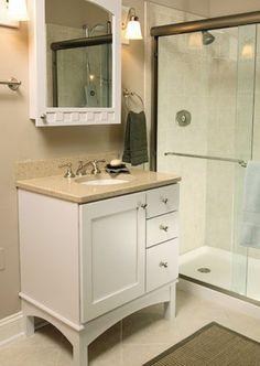 Bathroom remodeling.